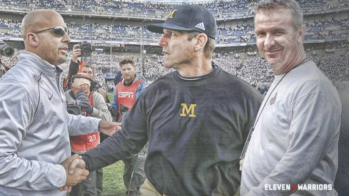 The Big Ten's best are chasing many of the nation's top 2018 prospects.