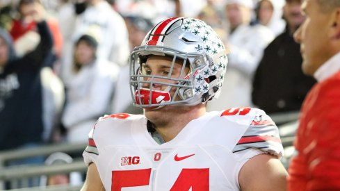 Ohio State 2017 spring practice preview: offensive line.