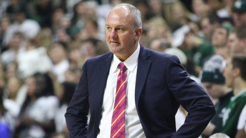 Ohio State coach Thad Matta.