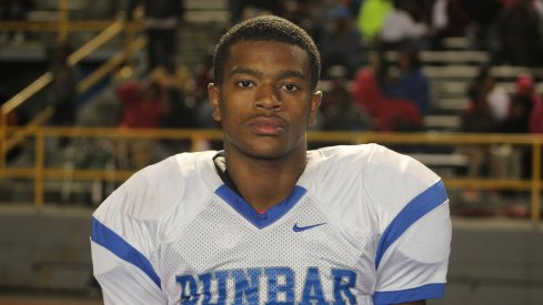Dayton Dunbar's Joseph Scates has been a Spartan commit since January.