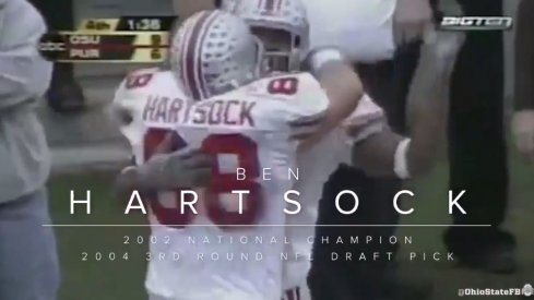 Ben Hartsock: One of Ohio State's many tight ends.