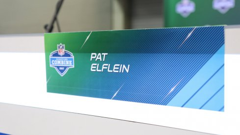 Photos from Thursday at the 2017 NFL Combine.