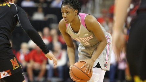 Kelsey Mitchell will look to lead the Buckeyes to a Big Ten Tournament Title.
