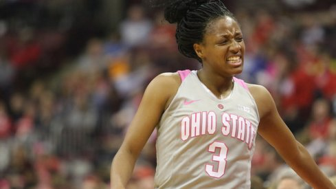 Kelsey Mitchell looks to bounce back from an abysmal performance against Purdue.