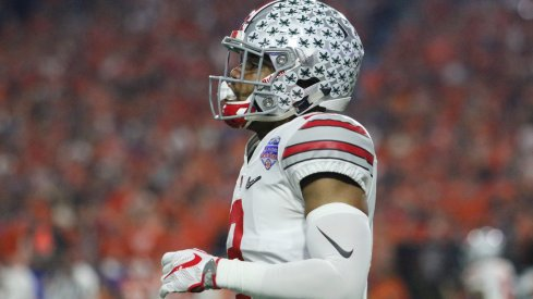 On Marshon Lattimore's rapid rise from injured college football hopeful playmaker to first-round NFL Draft pick.