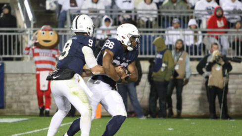 Trace McSorely and the PSU Offense were rejuvenated in 2016