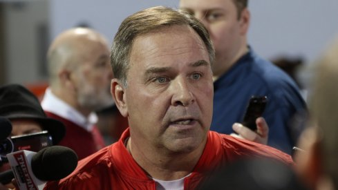 Ohio State offensive coordinator Kevin Wilson said he would not be in Columbus if allegations about his mistreatment of players at Indiana were true.