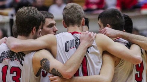 Ohio State men's volleyball loses to UC-Irvine.