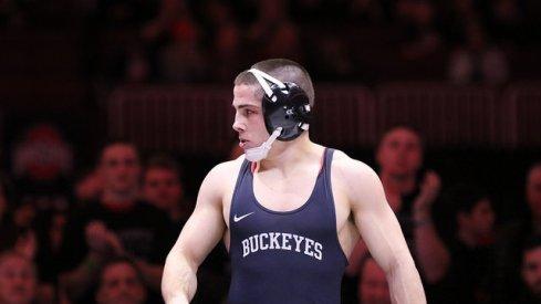 NCAA Semifinalist Nathan Tomasello