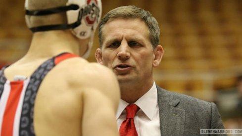 Buckeye head coach Tom Ryan