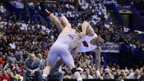 Two-time NCAA Champion Kyle Snyder
