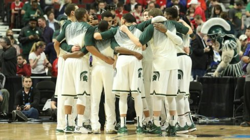 Michigan State will have its hands full against No. 1 seed Kansas