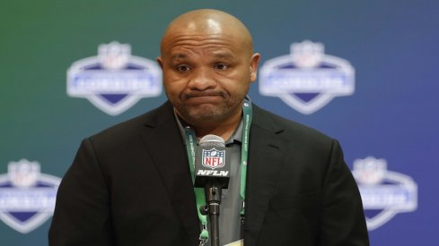 Hue Jackson to attend Ohio State's Pro Day.