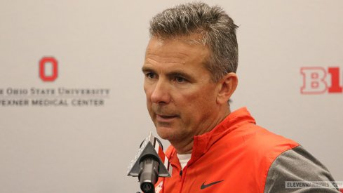 Urban Meyer updates on Tuesday.