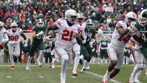 Ohio State's Parris Campbell could be Urban Meyer's next big offensive weapon.
