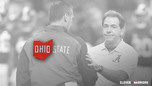 Nick Saban is paying close attention to Ohio's top prospects for the class of 2018.