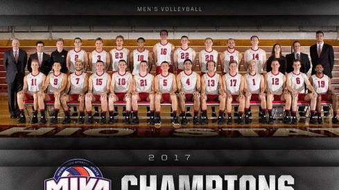 2017 MIVA Conference Champs.