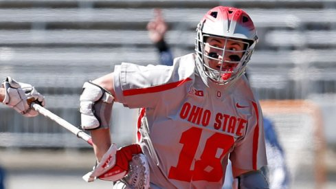 Jake Withers, Ohio State men's lacrosse.