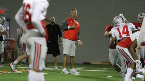 Urban Meyer knows Ohio State missed multiple times in offensive line recruiting in recent years.