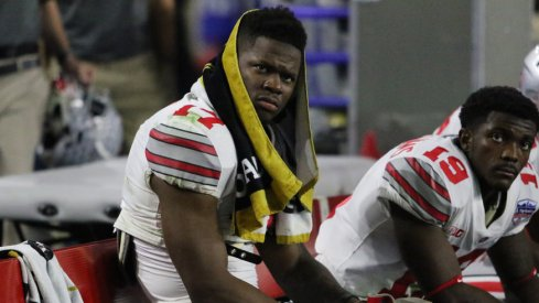 Jerome Baker and Eric Glover-Williams were both part of Ohio State's 2015 recruiting class.