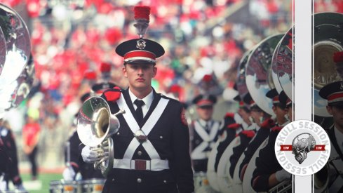 The Best Damn Band in the Land stands at attention for the April 7 2017 Skull Session.