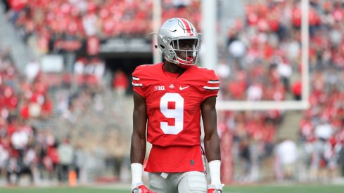 Ben Victor's fight for consistency is the only thing keeping him out of the lineup at Ohio State.