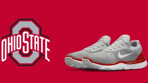 Nike releases new Ohio State shoes.