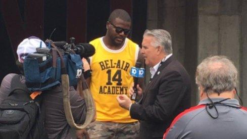 Bel-Air Academy alumnus Cardale Jones
