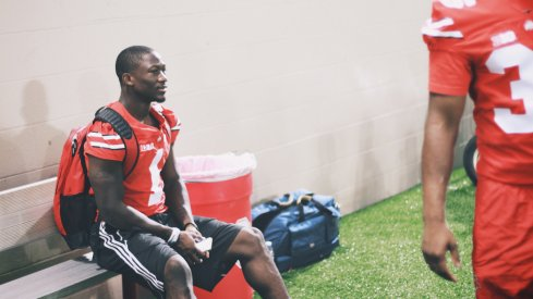 Urban Meyer called Johnnie Dixon an enigma after Ohio State's 2017 Spring Game. Can he stay healthy enough to contribute this fall?