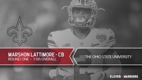 Lattimore drafted.