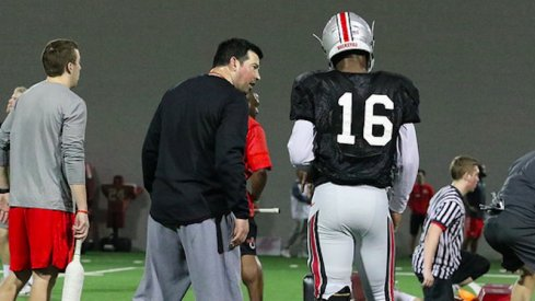 Ryan Day and J.T. Barrett