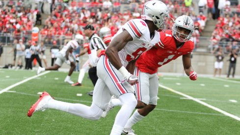 The growing pains Ohio State's young corners experienced in the Spring Game are exactly what Kerry Coombs wanted.