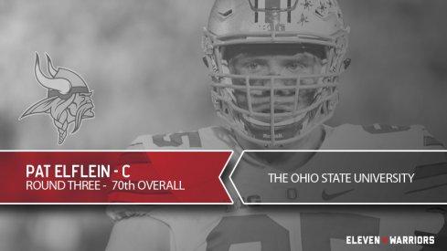 Pat Elflein drafted