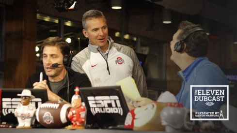 Urban Meyer visits Mike and Mike