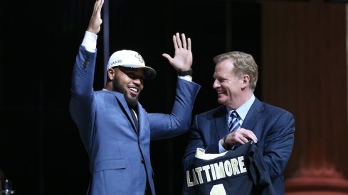 Looking at where former Buckeyes fit with their new NFL teams with the 2017 Draft in the books.