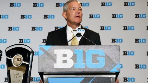 Kirk Ferentz enters his 19th season as Iowa's head coach this fall
