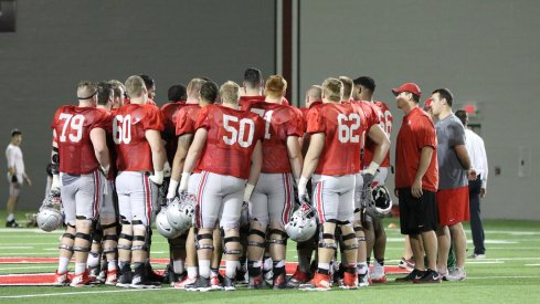 Ohio State's offensive line needs to up its toughness and technique to reach its potential in 2017.