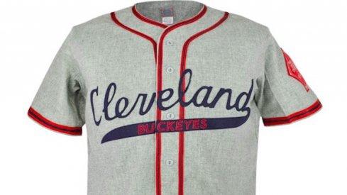 Cleveland Buckeye Uniforms
