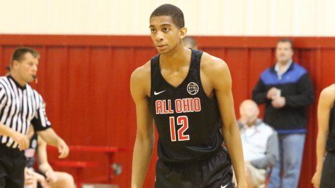 Jordan Mitchell is a top Ohio State target in the 2019 recruiting class.
