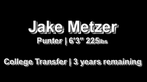 Jake Metzer Walks Onto Ohio State