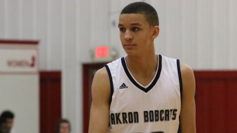 Pete Nance is one of the top-ranked 2018 prospects in Ohio.