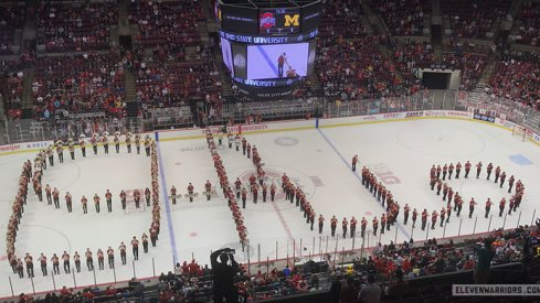 Ohio State hockey has a new home.
