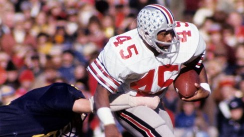 The legendary Archie Griffin rushed for at least 100 yards in 31 straight games.