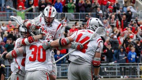 Ohio State men's lacrosse.