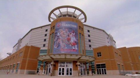 Ohio State's Schottenstein Center