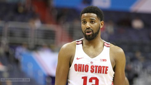 Ohio State point guard JaQuan Lyle was taken into custody Saturday.