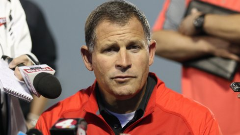 Ohio State defensive coordinator Greg Schiano to earn $700,000 base salary in 2017 as part of 1-year contract.