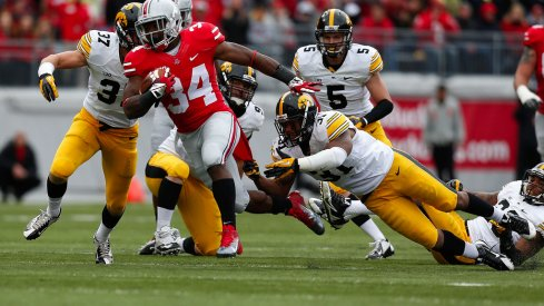 The Buckeyes and the Hawkeyes have a rich history of matchups up at Kinnick Stadium. Let's look at the last four.