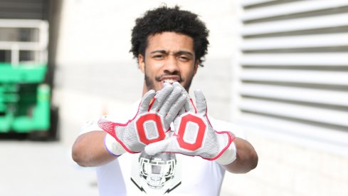 Jaelen Gill has helped to spearhead Ohio State's 2018 recruiting efforts.