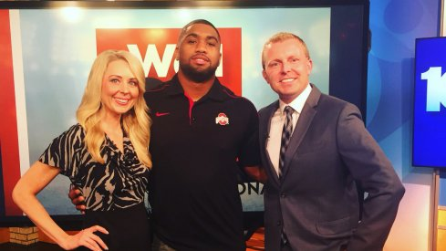 Senior linebacker Chris Worley answered a variety of questions Saturday Night on 10TV.